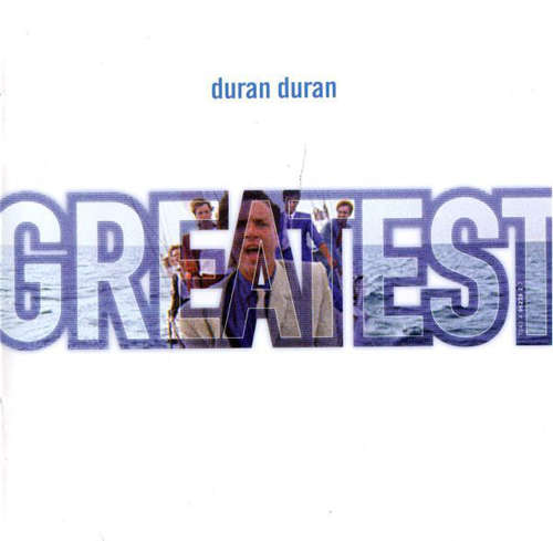 Cover Duran Duran - Greatest (CD, Comp) Schallplatten Ankauf