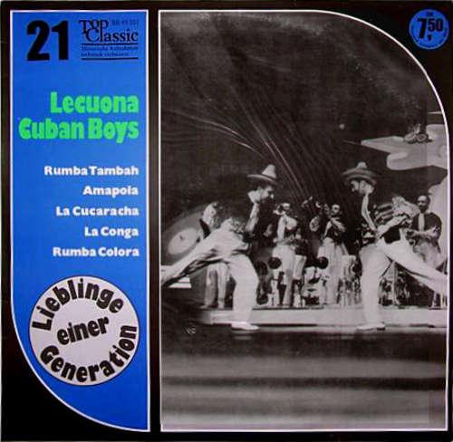 Cover Lecuona Cuban Boys - Lecuona Cuban Boys (LP, Comp) Schallplatten Ankauf