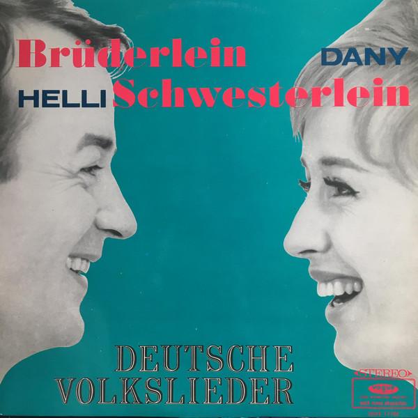 Bild Dany Mann*, Helli Pagel, Gert Wilden Und Sein Orchester - Brüderlein Schwesterlein - Deutsche Volkslieder (LP) Schallplatten Ankauf