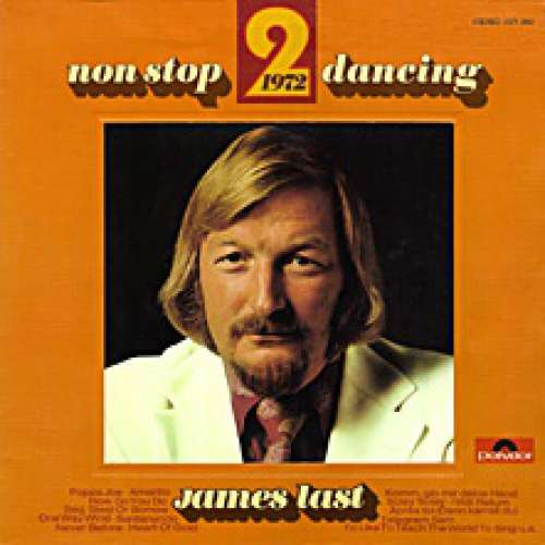 Cover James Last - Non Stop Dancing '72/2 (LP, Album) Schallplatten Ankauf