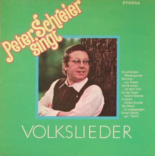 Bild Peter Schreier - Peter Schreier Singt Volkslieder (LP, Album) Schallplatten Ankauf