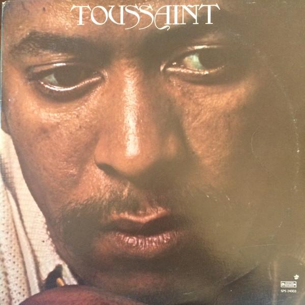 Bild Allen Toussaint - Toussaint (LP, Album, RP) Schallplatten Ankauf
