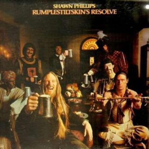 Cover Shawn Phillips (2) - Rumplestiltskin's Resolve (LP, Album) Schallplatten Ankauf