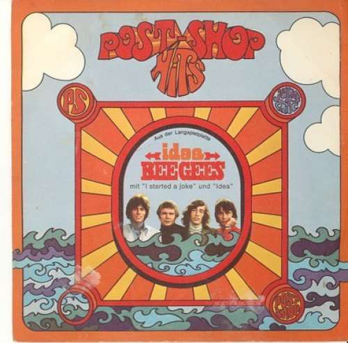 Bild Bee Gees / Various - Post Shop Hits (7, Single, Promo) Schallplatten Ankauf