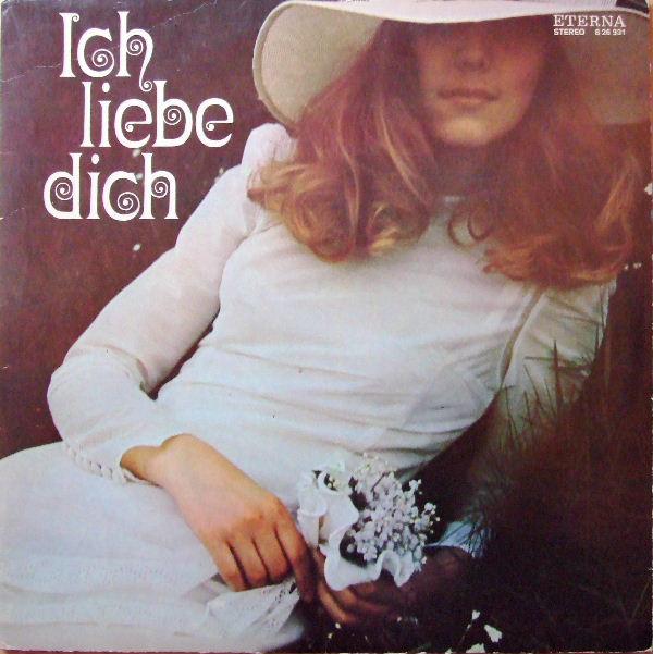 Bild Various - Ich Liebe Dich (LP, Comp) Schallplatten Ankauf