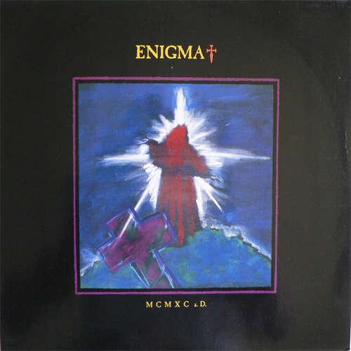 Cover Enigma - MCMXC a.D. (LP, Album) Schallplatten Ankauf