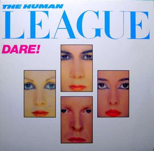 Cover The Human League - Dare! (LP, Album) Schallplatten Ankauf