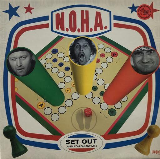 Bild N.O.H.A. - Set Out & Foll-oll-ow Me (12) Schallplatten Ankauf