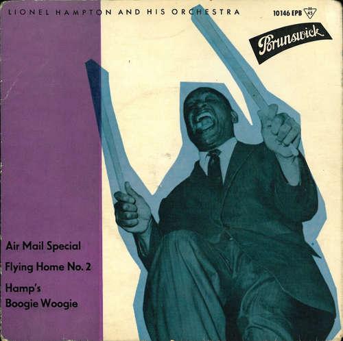 Bild Lionel Hampton And His Orchestra - Air Mail Special (7, EP, Mono) Schallplatten Ankauf