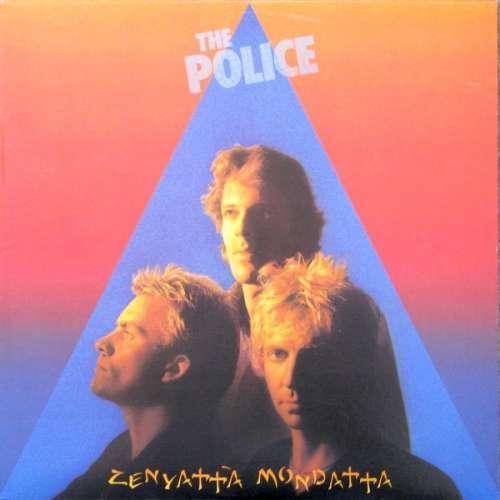 Bild The Police - Zenyatta Mondatta (LP, Album) Schallplatten Ankauf