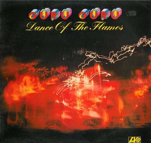 Cover Guru Guru - Dance Of The Flames (LP, Album) Schallplatten Ankauf