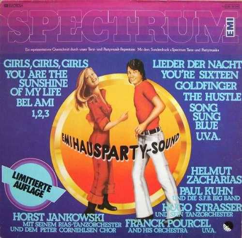 Bild Various - Spectrum - EMI Tanzmusik Sampler (LP, Comp) Schallplatten Ankauf