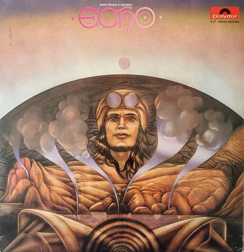 Cover Achim Reichel & Machines* - Echo (2xLP, Album) Schallplatten Ankauf