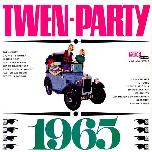 Cover Various - Twen-Party 1965 (LP, Comp) Schallplatten Ankauf