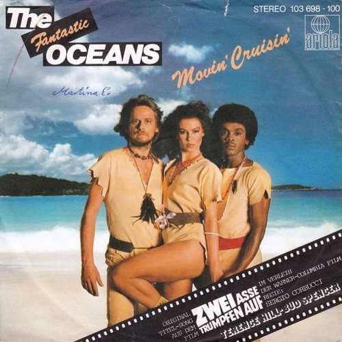 Cover The Fantastic Oceans* - Movin' Cruisin' (7, Single) Schallplatten Ankauf
