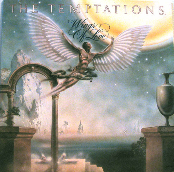 Bild The Temptations - Wings Of Love (LP, Album) Schallplatten Ankauf