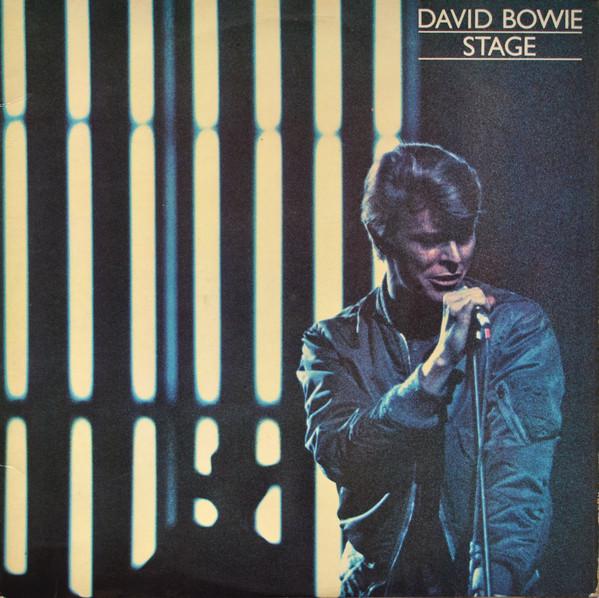 Cover David Bowie - Stage (2xLP, Album, Gat) Schallplatten Ankauf