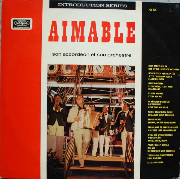 Bild Aimable - Son Accordéon Et Son Orchestre (LP, Album) Schallplatten Ankauf