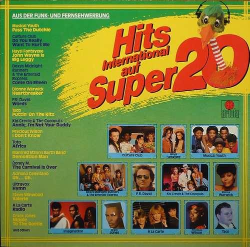 Cover Various - Hits International Auf Super 20 (LP, Comp) Schallplatten Ankauf