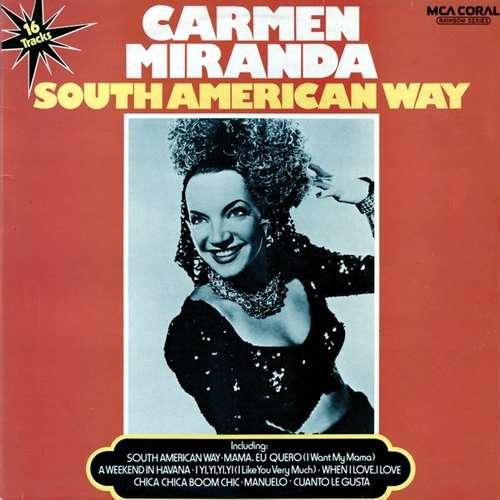 Cover South American Way Schallplatten Ankauf