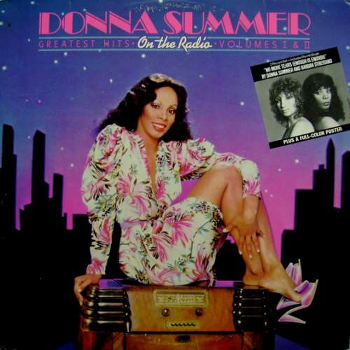 Bild Donna Summer - On The Radio - Greatest Hits Volumes I & II (2xLP, Comp, Pos) Schallplatten Ankauf