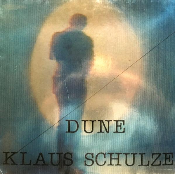 Cover Klaus Schulze - Dune (LP, Album, Met) Schallplatten Ankauf