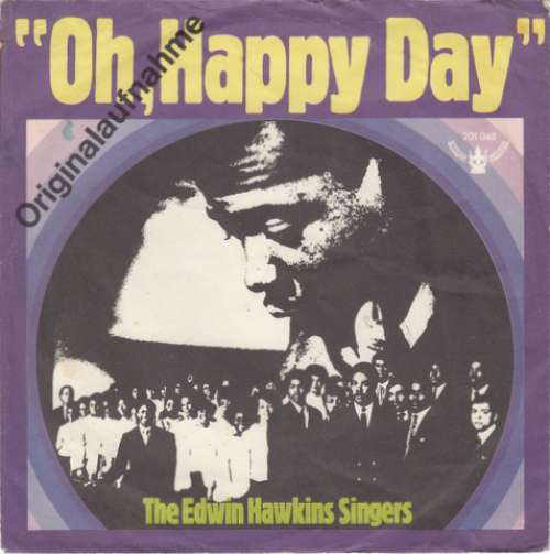 Cover zu The Edwin Hawkins Singers* - Oh, Happy Day (7, Single, Mono) Schallplatten Ankauf