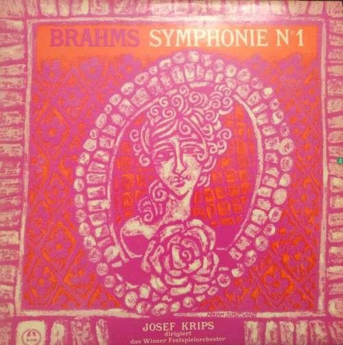 Bild Wiener Festspielorchester, Das*, Josef Krips - Johannes Brahms - Symphonie Nr. 1 (LP, Mono) Schallplatten Ankauf