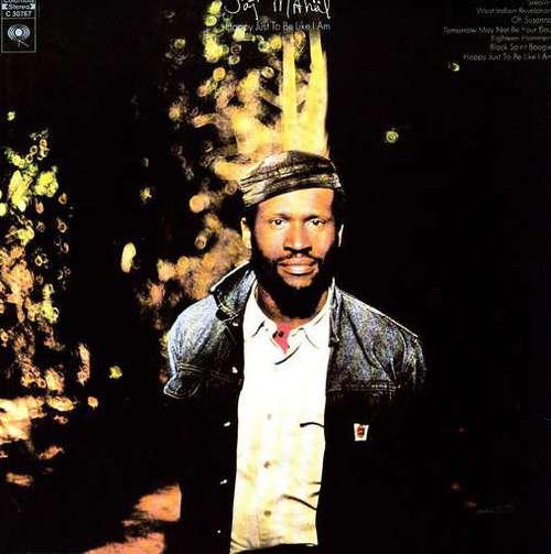 Cover Taj Mahal - Happy Just To Be Like I Am (LP, Album, Gat) Schallplatten Ankauf