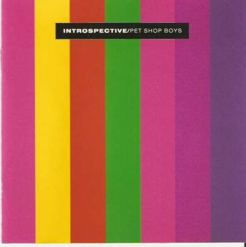 Cover Pet Shop Boys - Introspective (CD, Album) Schallplatten Ankauf