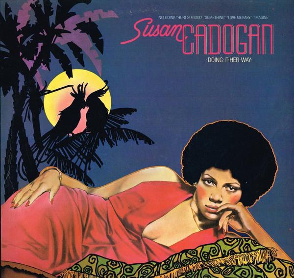 Cover Susan Cadogan - Doing It Her Way (LP, Album) Schallplatten Ankauf
