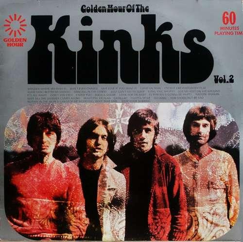 Cover The Kinks - Golden Hour Of The Kinks Vol. 2 (LP, Album, Comp) Schallplatten Ankauf