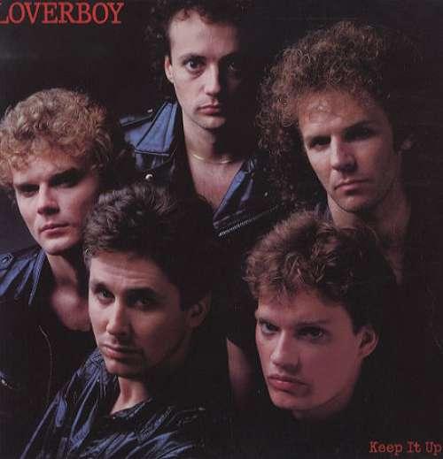Bild Loverboy - Keep It Up (LP, Album) Schallplatten Ankauf