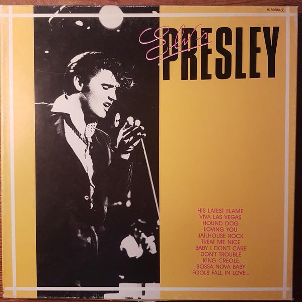 Cover zu Elvis Presley - Elvis Presley (2xLP, Comp, Box) Schallplatten Ankauf