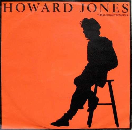 Bild Howard Jones - Things Can Only Get Better (7, Single) Schallplatten Ankauf