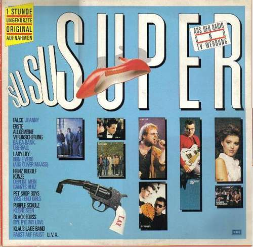 Cover Various - Su Su Super (LP, Comp) Schallplatten Ankauf