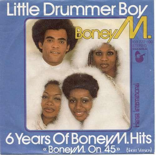 Bild Boney M. - Little Drummer Boy / 6 Years Of Boney M. Hits Boney M. On 45 (Short Version) (7, Single) Schallplatten Ankauf