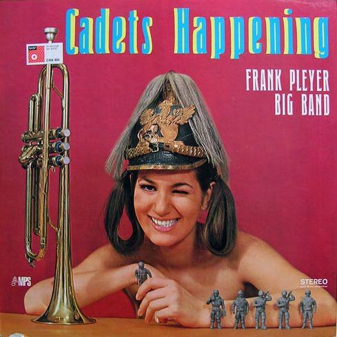 Cover Frank Pleyer Big Band - Cadets Happening (LP, Album) Schallplatten Ankauf
