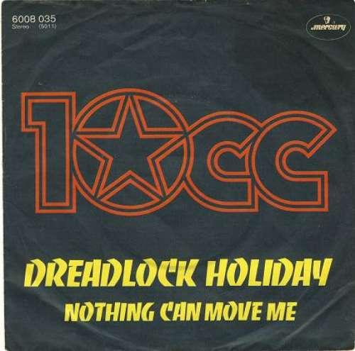 Bild 10cc - Dreadlock Holiday (7, Single) Schallplatten Ankauf