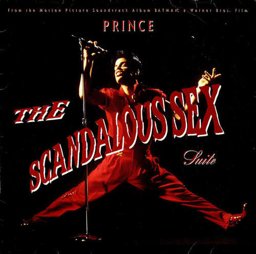 Cover Prince - The Scandalous Sex Suite (12) Schallplatten Ankauf