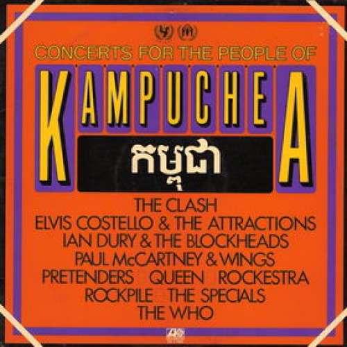 Bild Various - Concerts For The People Of Kampuchea (2xLP) Schallplatten Ankauf