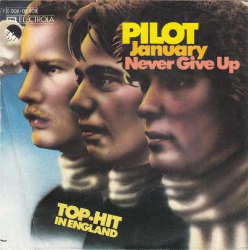 Bild Pilot - January (7, Single) Schallplatten Ankauf