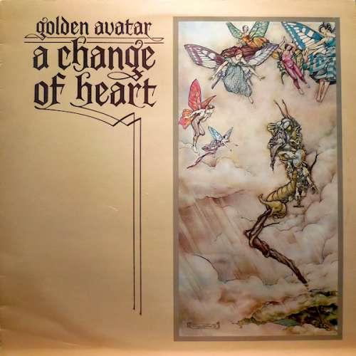 Bild Golden Avatar - A Change Of Heart (LP, Album) Schallplatten Ankauf