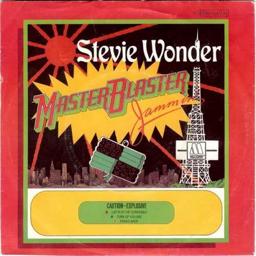 Bild Stevie Wonder - Master Blaster (Jammin') (7, Single) Schallplatten Ankauf