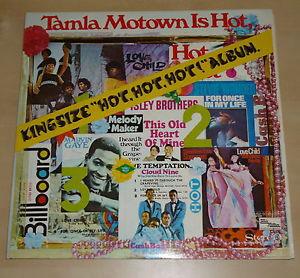 Bild Various - Tamla Motown Is Hot, Hot, Hot! (The Super Kolossal Giant Kingsize Hot, Hot, Hot Album) (2xLP, Comp, Gat) Schallplatten Ankauf