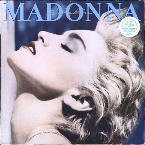 Bild Madonna - True Blue (LP, Album) Schallplatten Ankauf