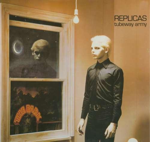 Cover zu Tubeway Army - Replicas (LP, Album) Schallplatten Ankauf
