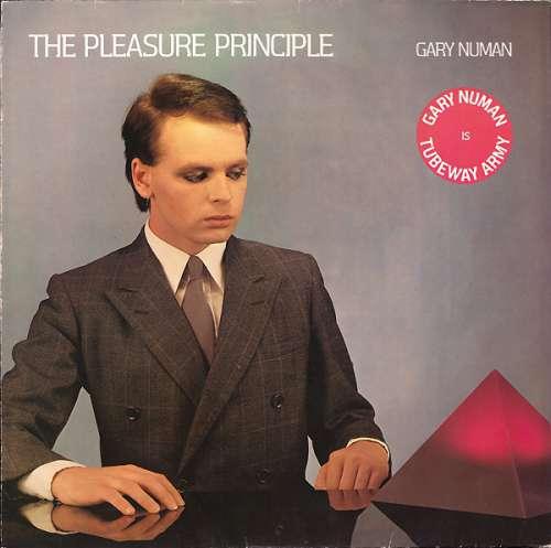 Cover Gary Numan - The Pleasure Principle (LP, Album) Schallplatten Ankauf