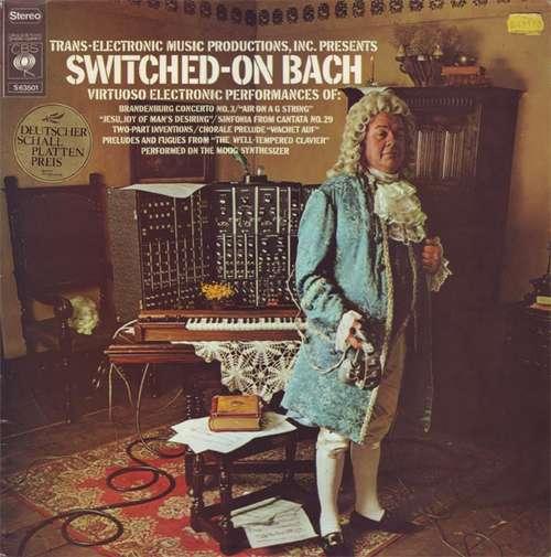 Bild Walter Carlos - Switched-On Bach (LP, Album, RE) Schallplatten Ankauf