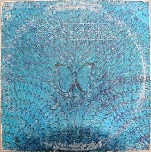 Bild Santana - Borboletta (LP, Album) Schallplatten Ankauf